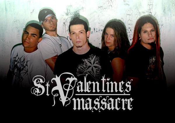 St Valentines Massacre Band Wikipedia