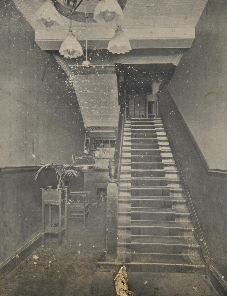 Foyer Stairs Qld : File statelibqld stairs in the foyer at vallely s