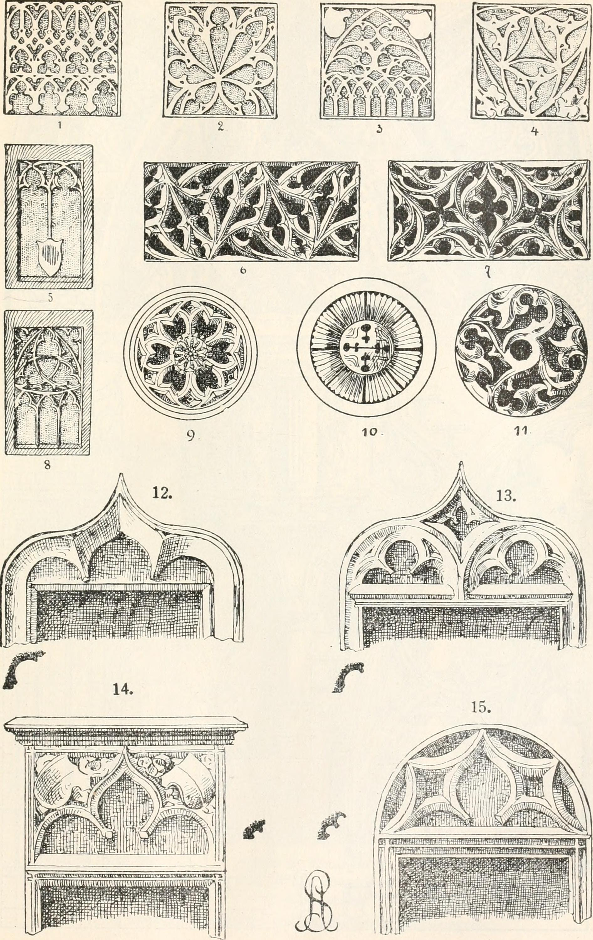 chasers, modellers, (14578720880).jpg English: Identifier: stylesofornament00spel (find matches) Title: Styles of ornament, exhibited in designs, and arranged