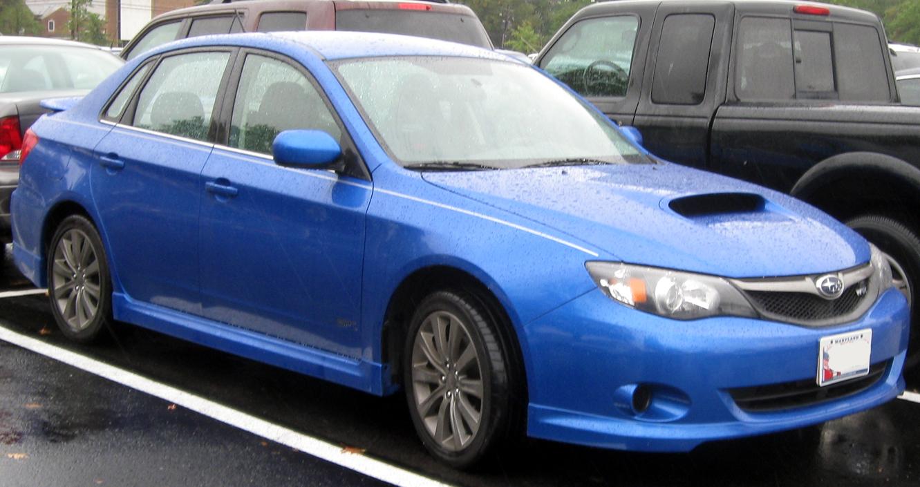 file:subaru wrx sedan -- 10-14-2010 2 - wikimedia commons