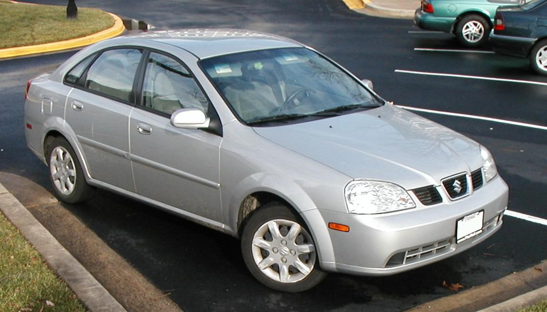 The 2009 Suzuki Forenza has been discontinued, but examples of 2008 models
