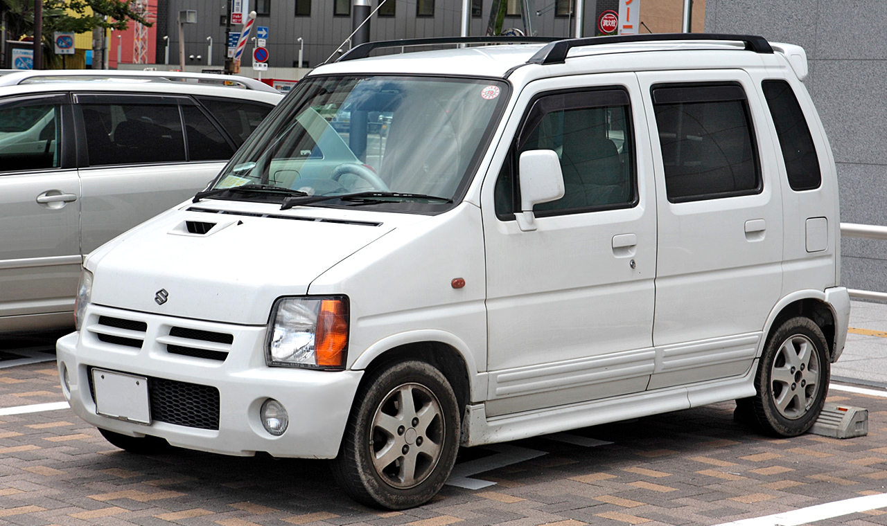 Suzuki Wagon R Fx Specifications