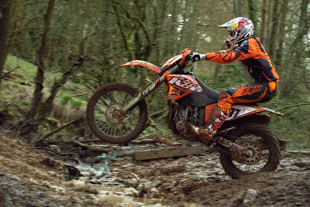 Using A Ktm Dirt Bike Motor For A Paramotor