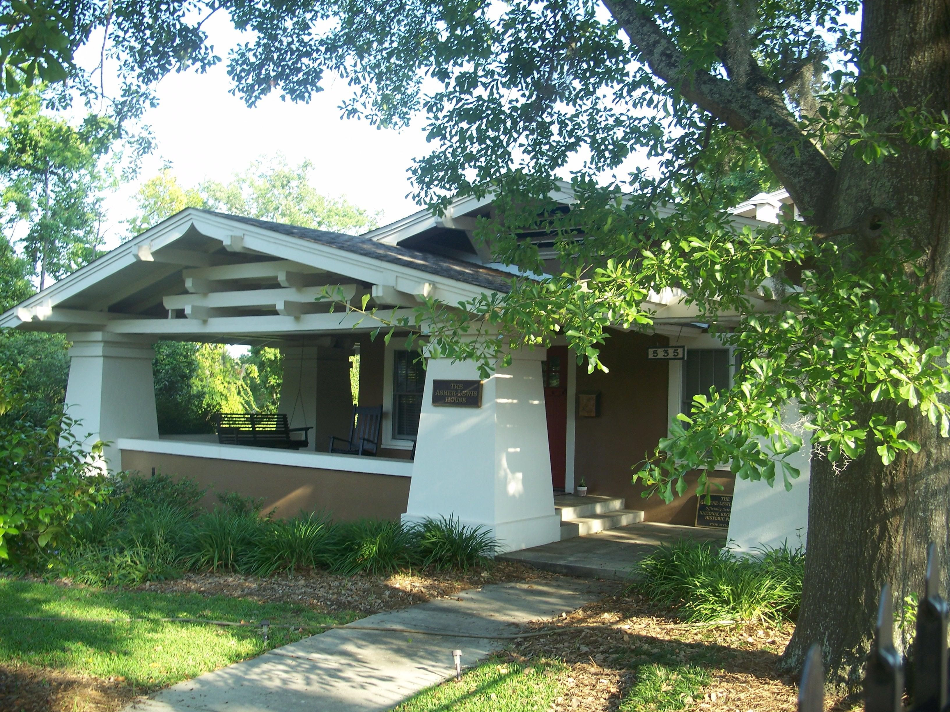 Greene and greene houses - File Tallahassee Fl Fsu Greene Lewis House01 Jpg Wikimedia Commons