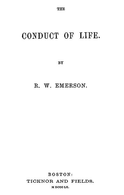 emerson essay summaries Essays, first series has 309 ratings and emerson might have written a powerful critique of conservative morality and organized essay lovers, emerson fans.