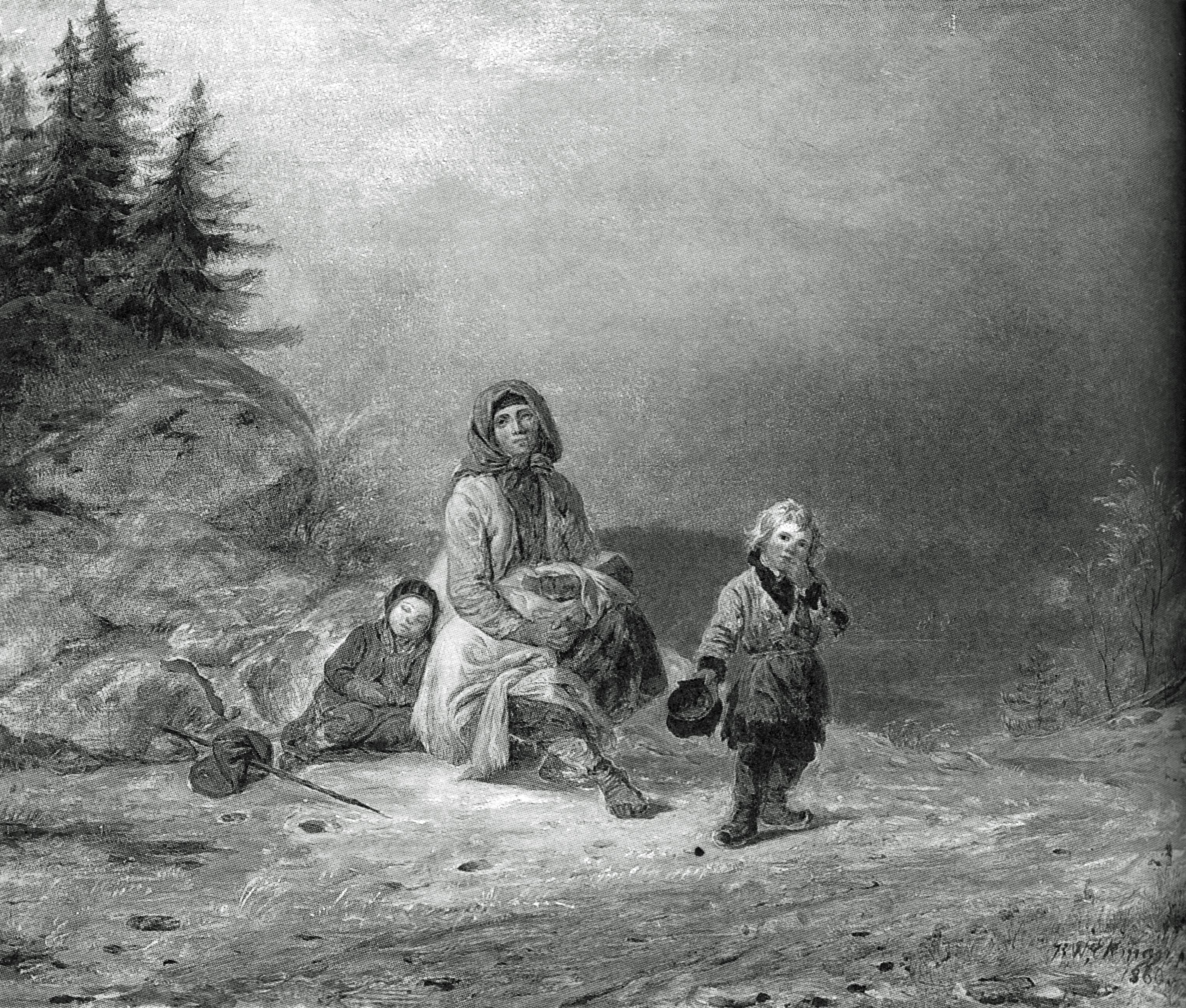 Nälänhätä Suomessa
