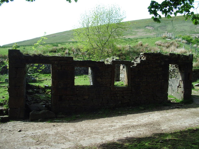 Trough House, Trough of Bowland - geograph.org.uk - 189090