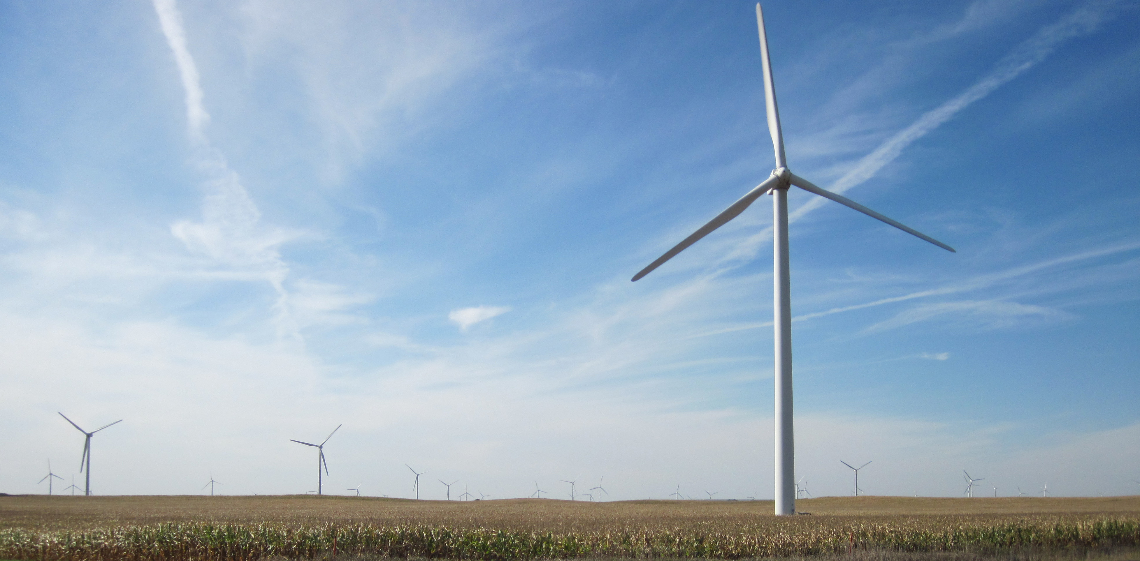 Report: Iowa added +2,000 wind energy jobs in 2014