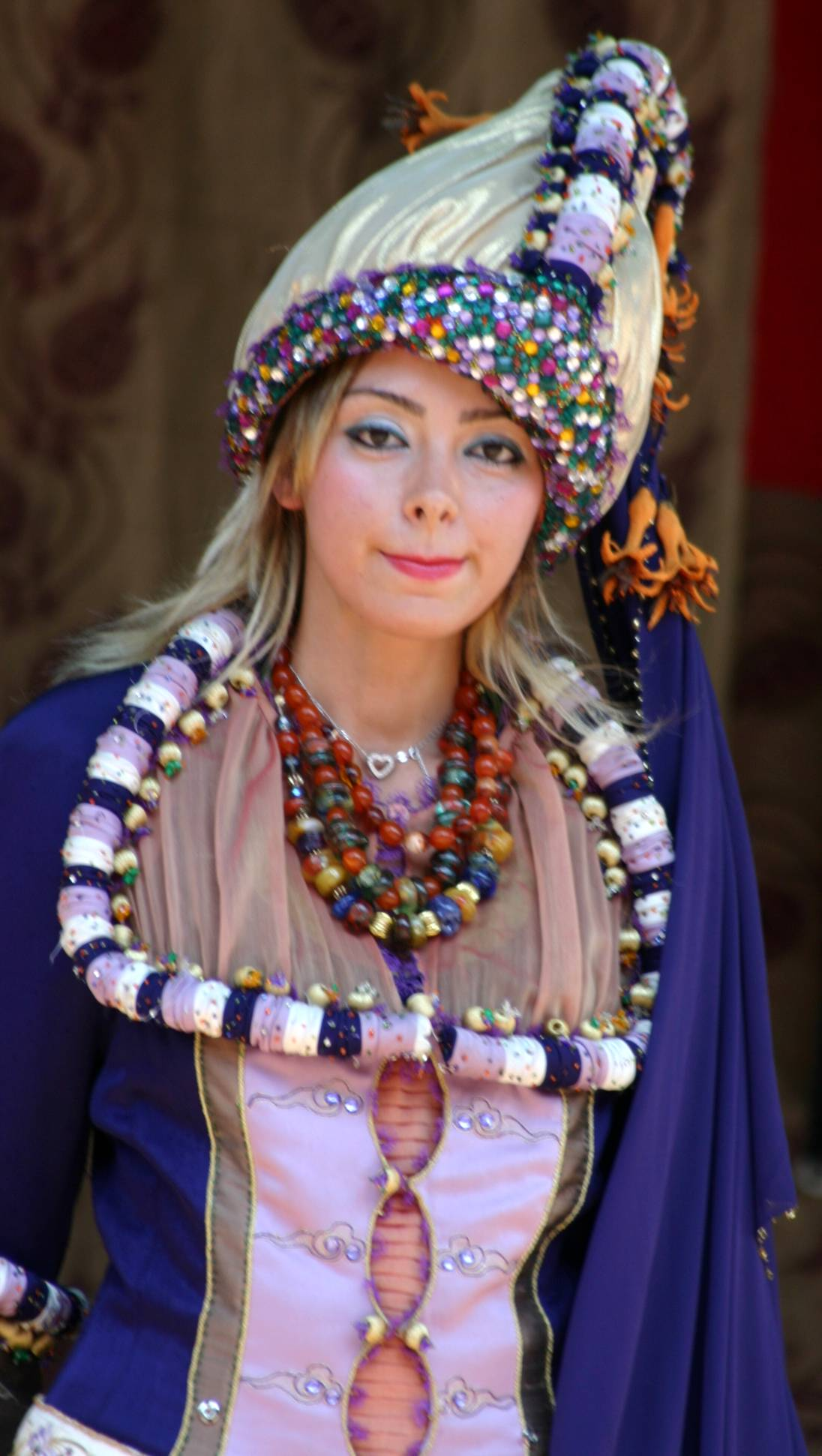 Traditional Turkish Clothing