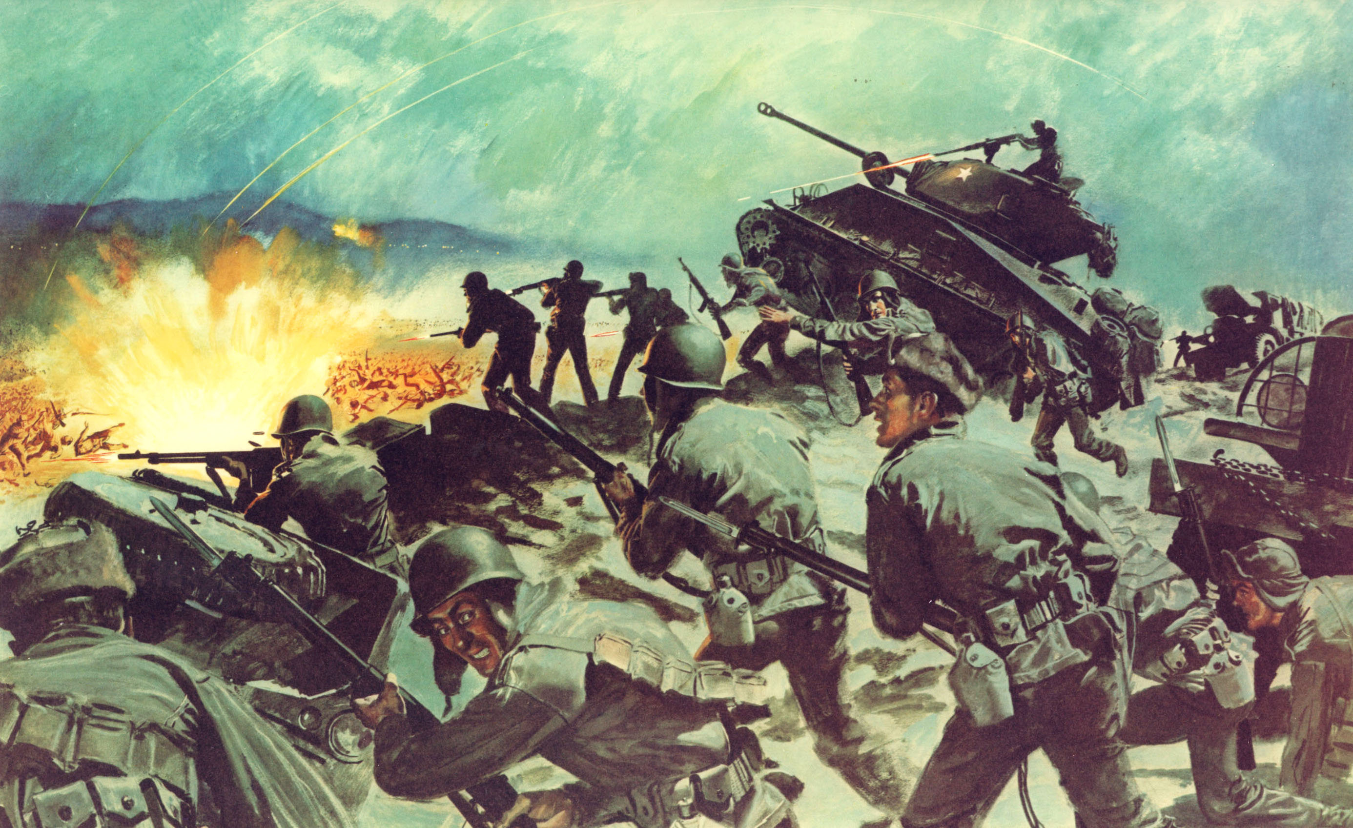 Remembering the Battle of Chipyong-ni
