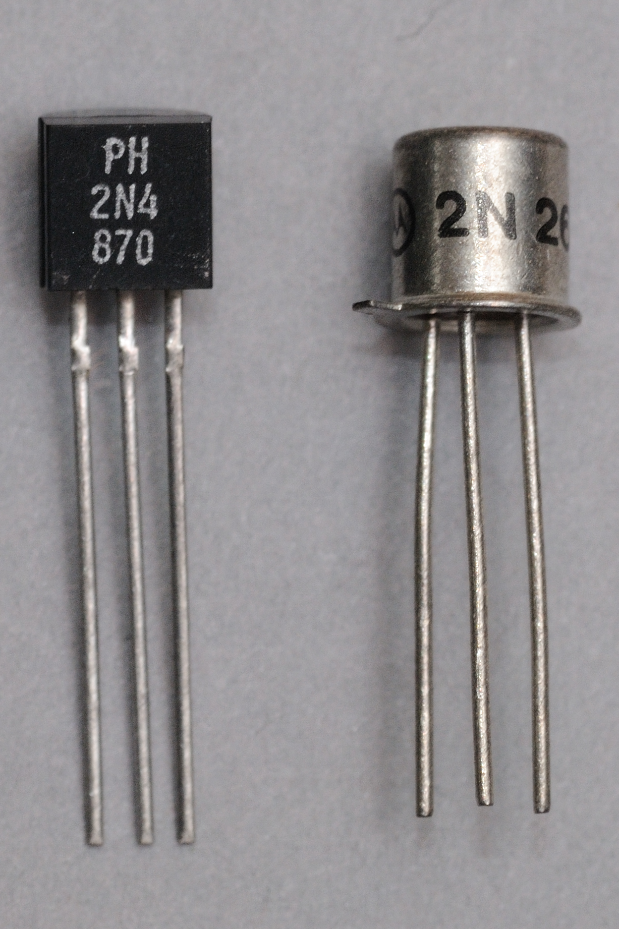 Unijunction Transistor Wikiwand Use Of In A Circuit