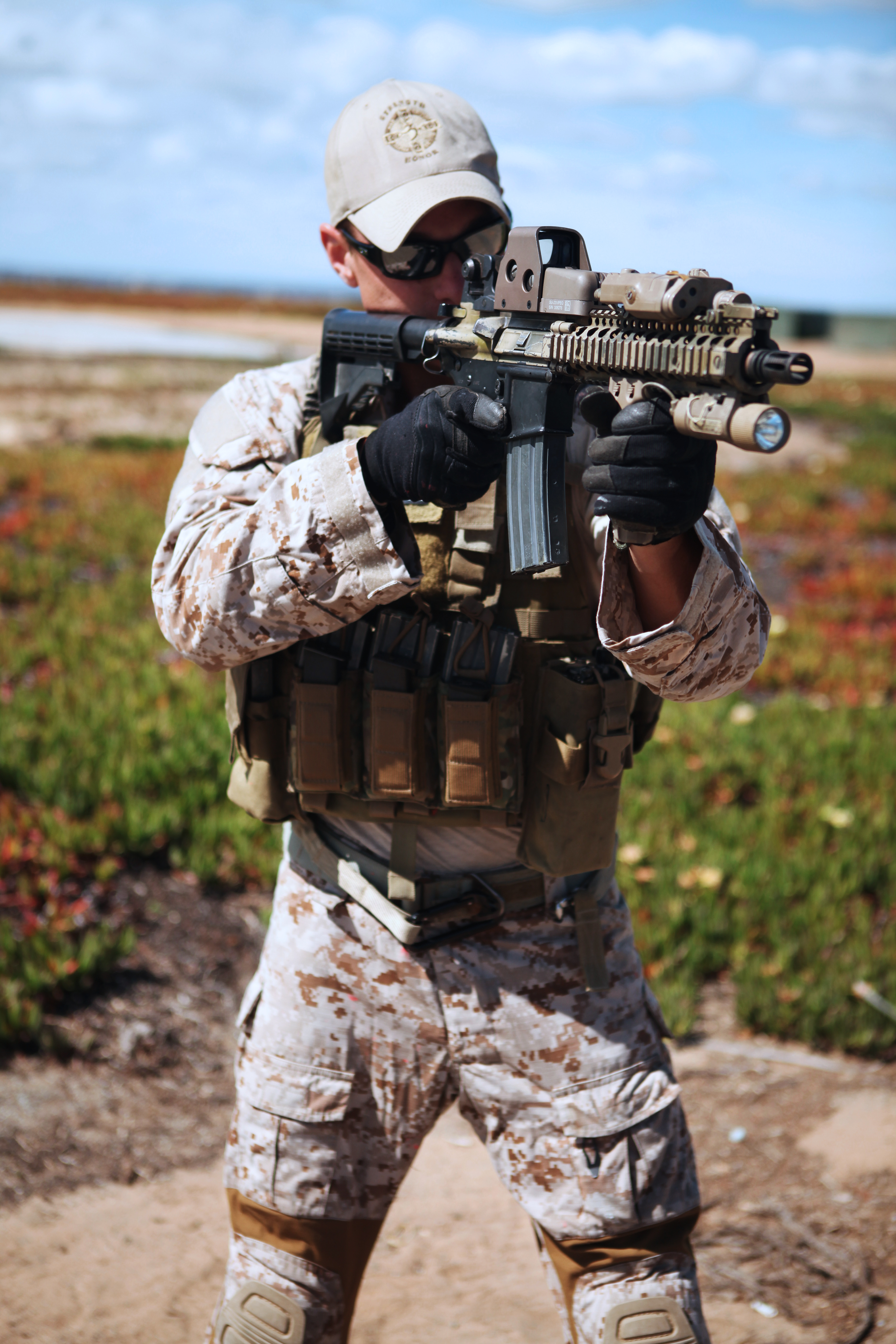 A description of the united states navy seals in american