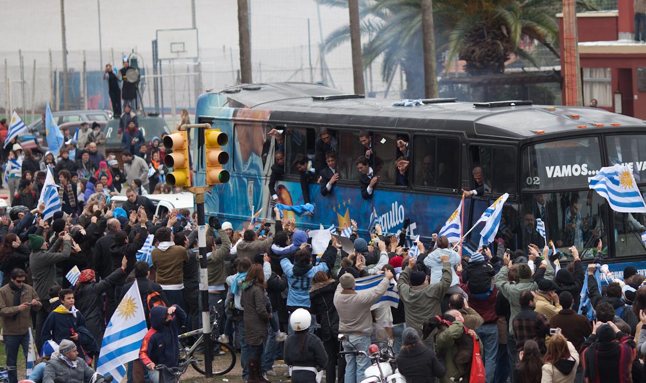 Image result for uruguay caravana  2010