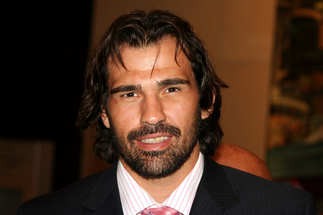 Depiction of Victor Matfield