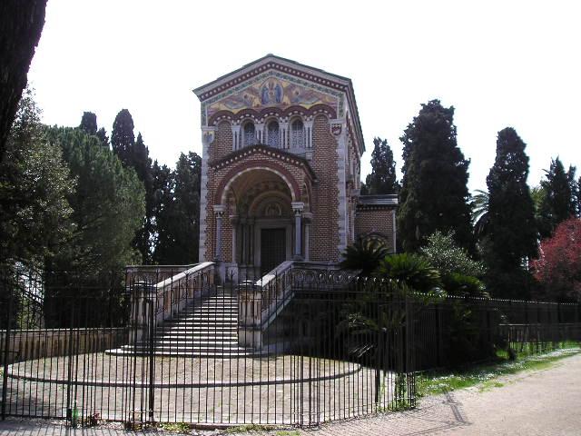 Cappella Di Villa Doria Pamphilj San Pancrazio
