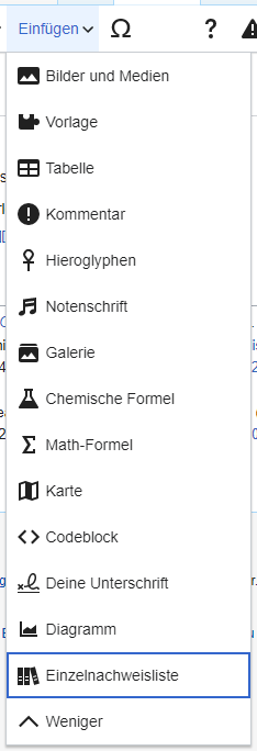 Datei:VisualEditor References List Insert Menu-de.png