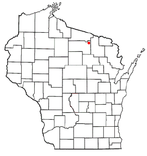 Three Lakes, Wisconsin Town in Wisconsin, United States