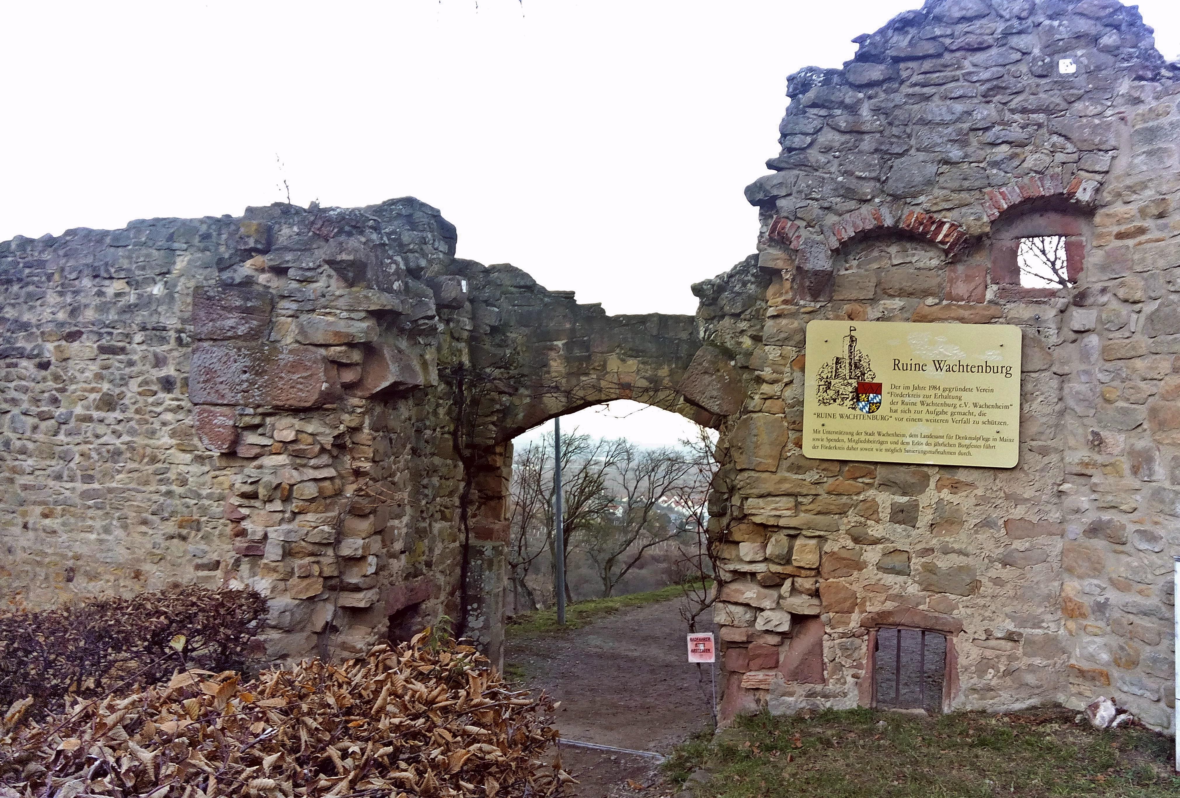 Wachtenburg - Wikiwand