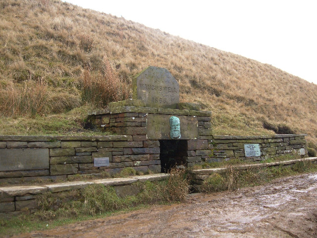 Waugh's Well - geograph.org.uk - 123742