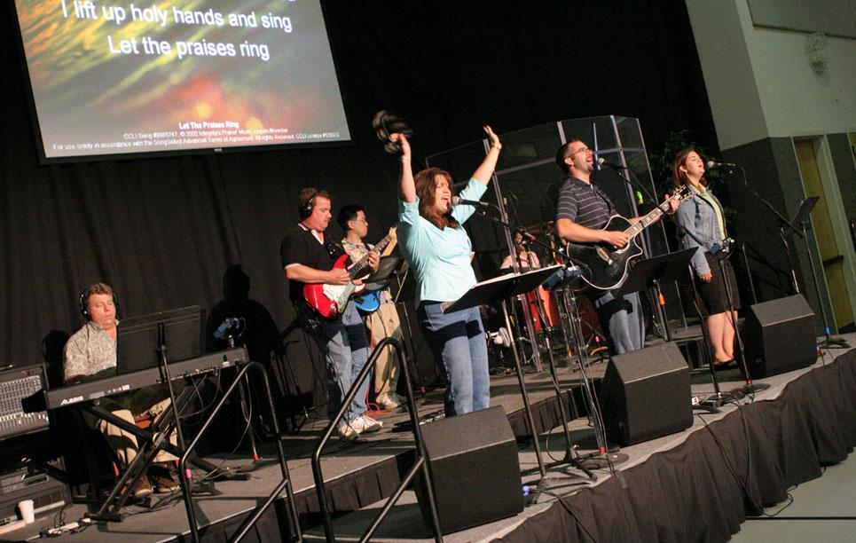 Contemporary worship music - Wikipedia