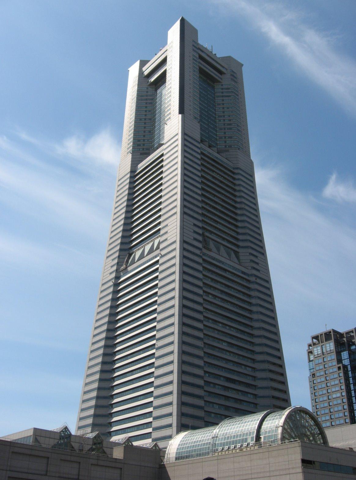 List of tallest buildings in the world for Landmark design