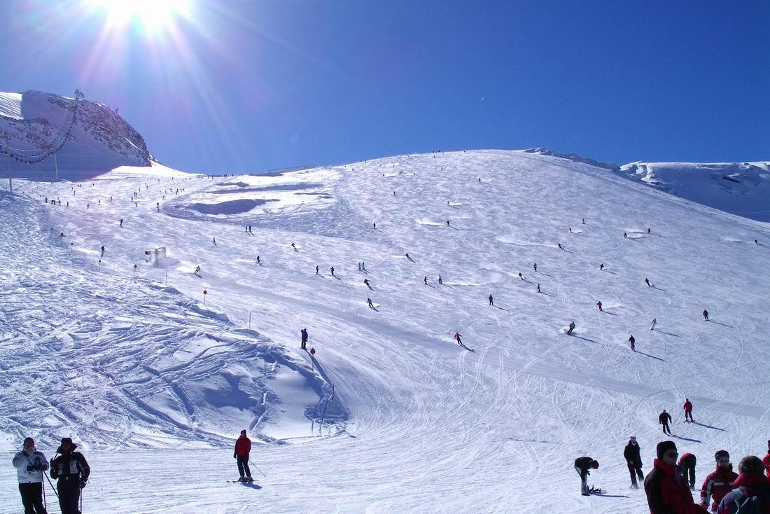 Zillertal - najlepšie lyžiarske strediská