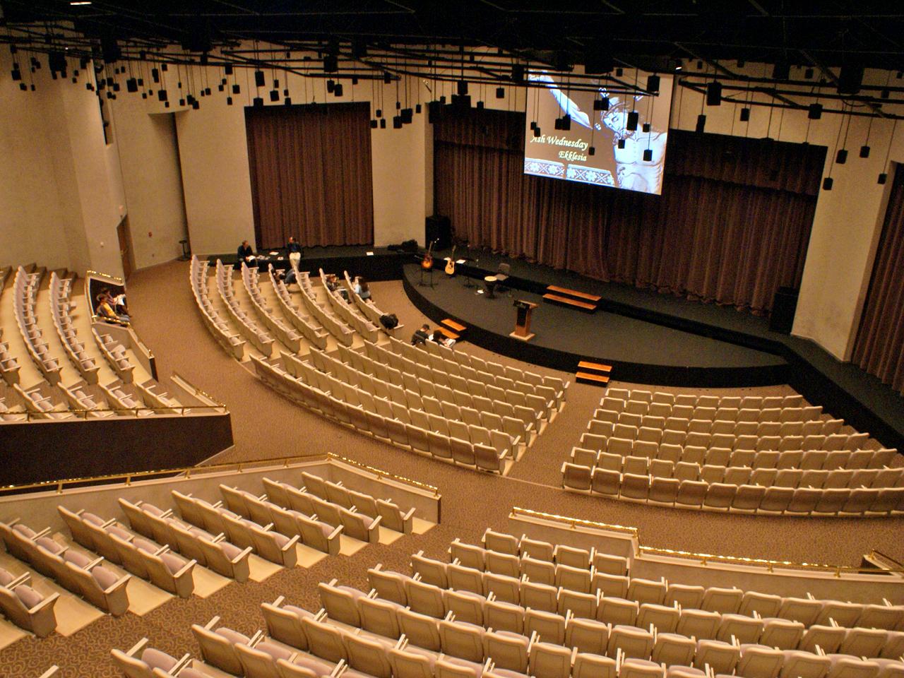 University Of Md Auditorium Building