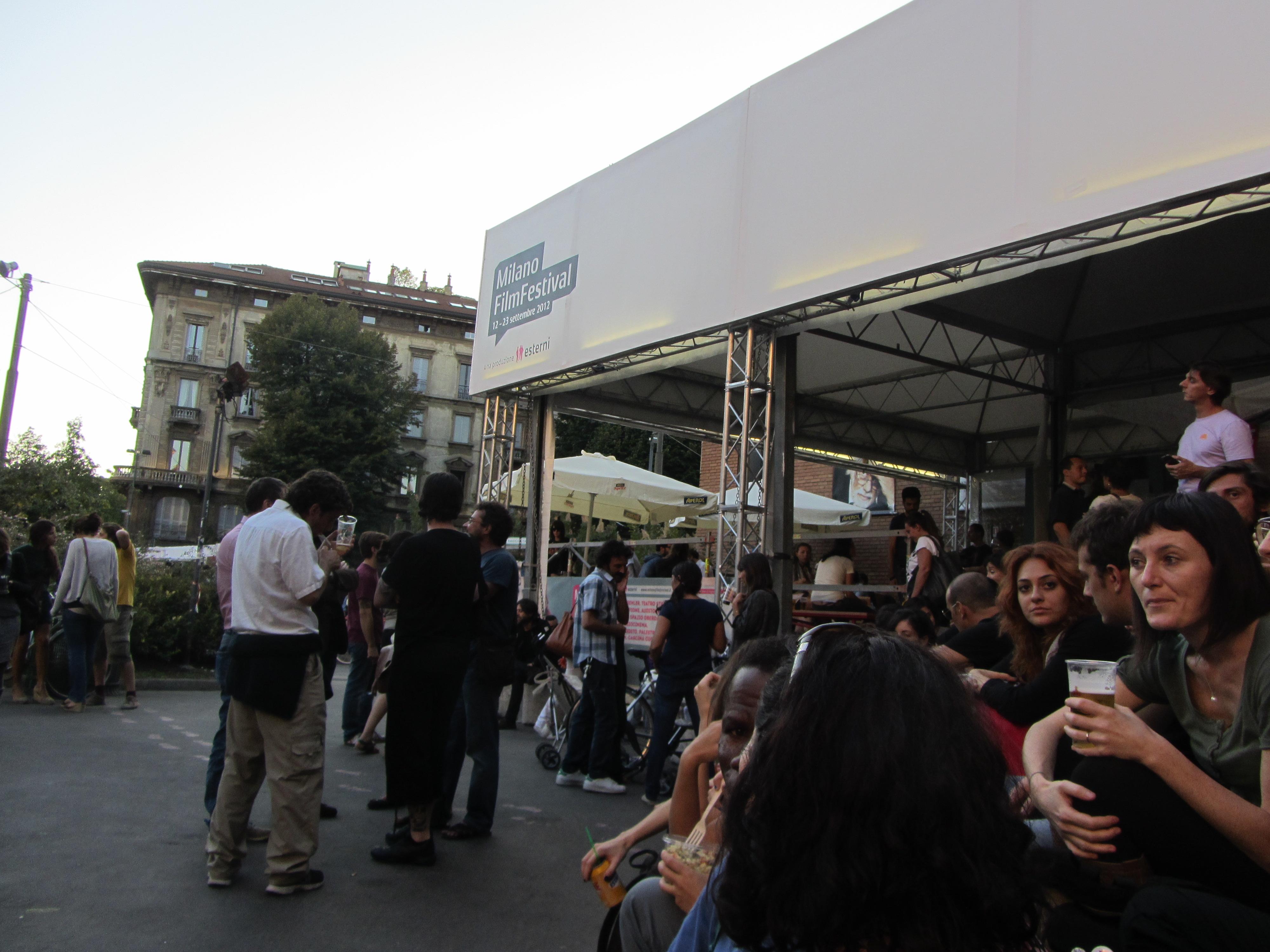 File quot 12 italy milano film festival jpg wikimedia commons