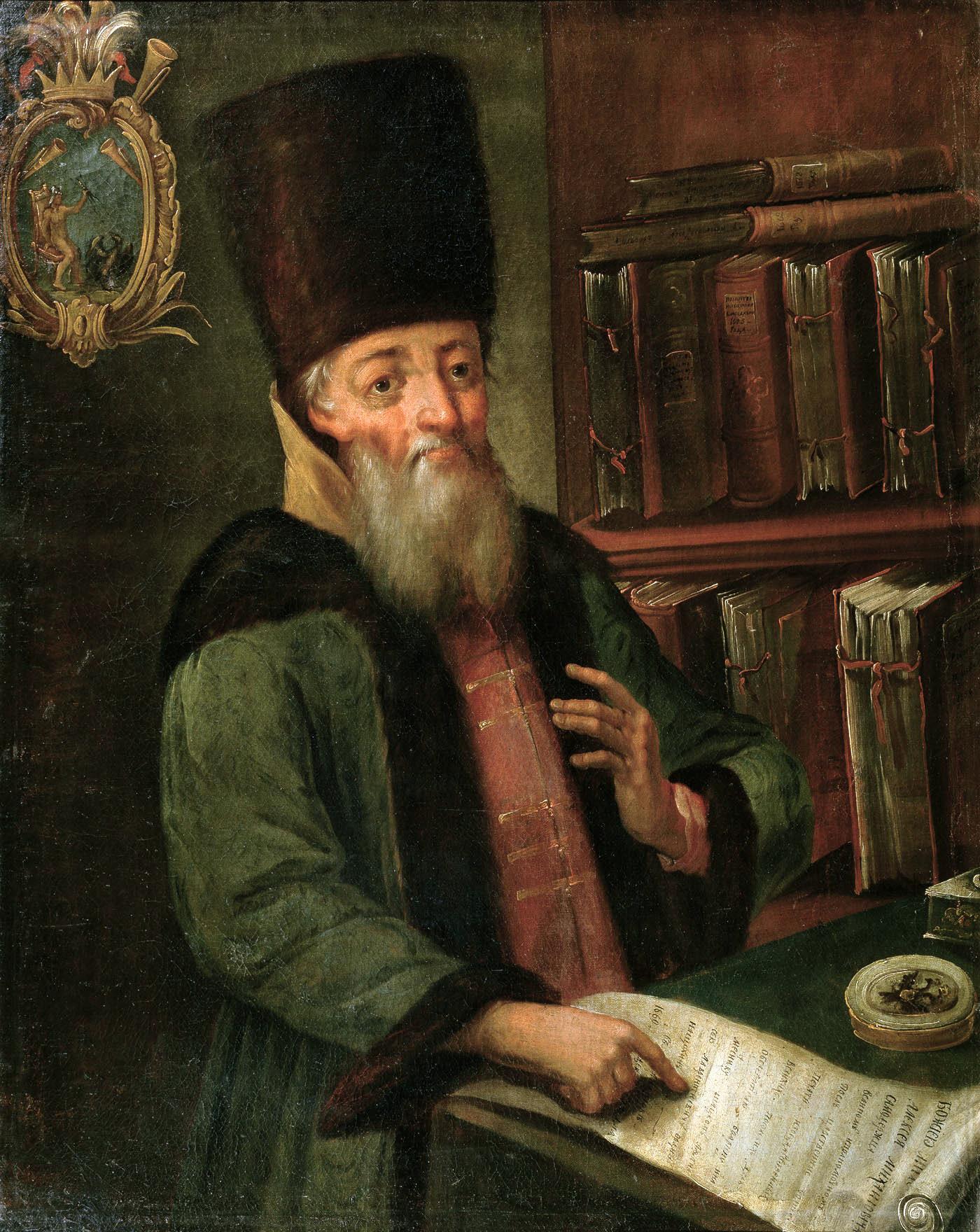 Ордин-Нащокин, Афанасий Лаврентьевич