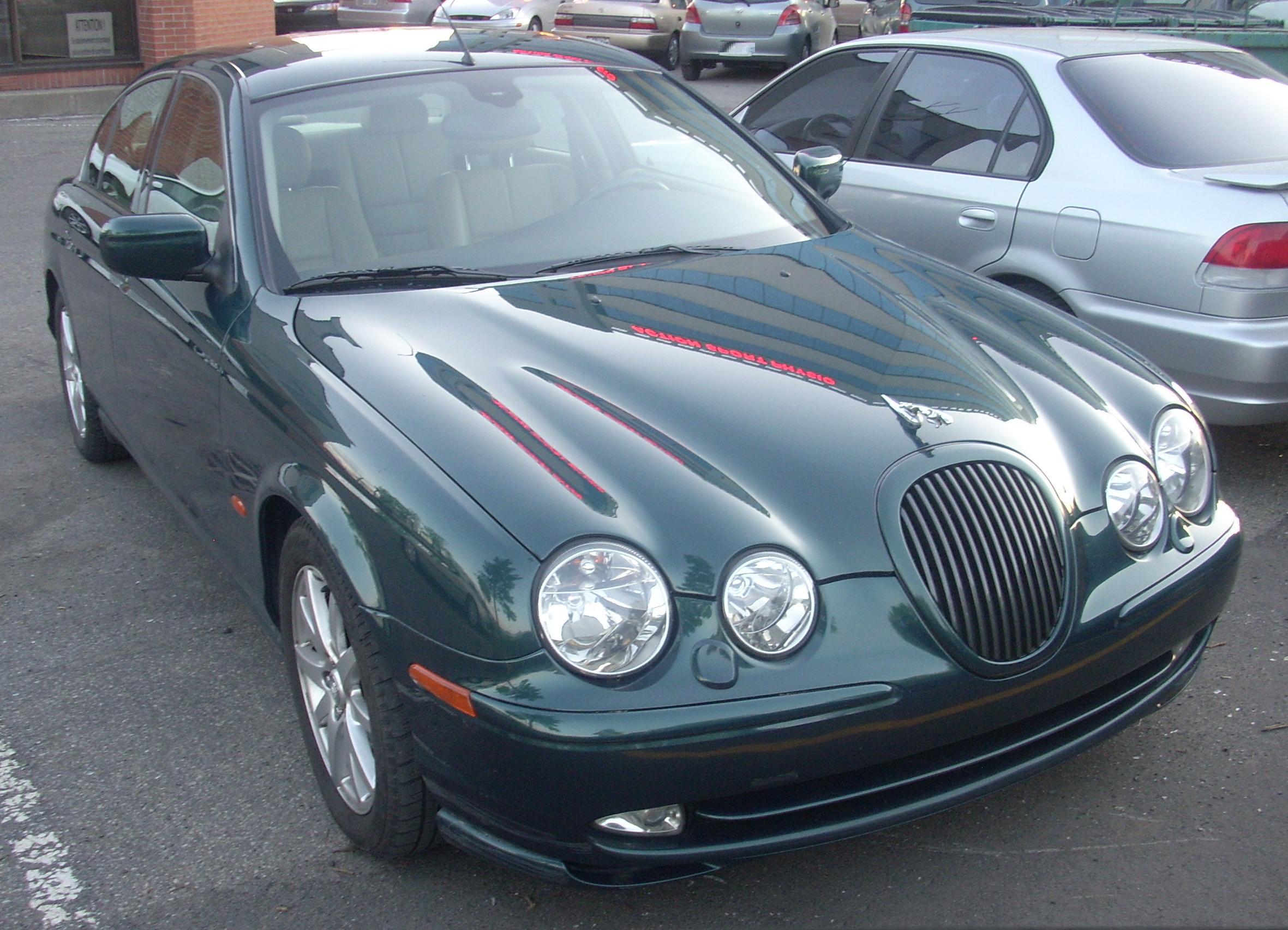 00 jaguar s type