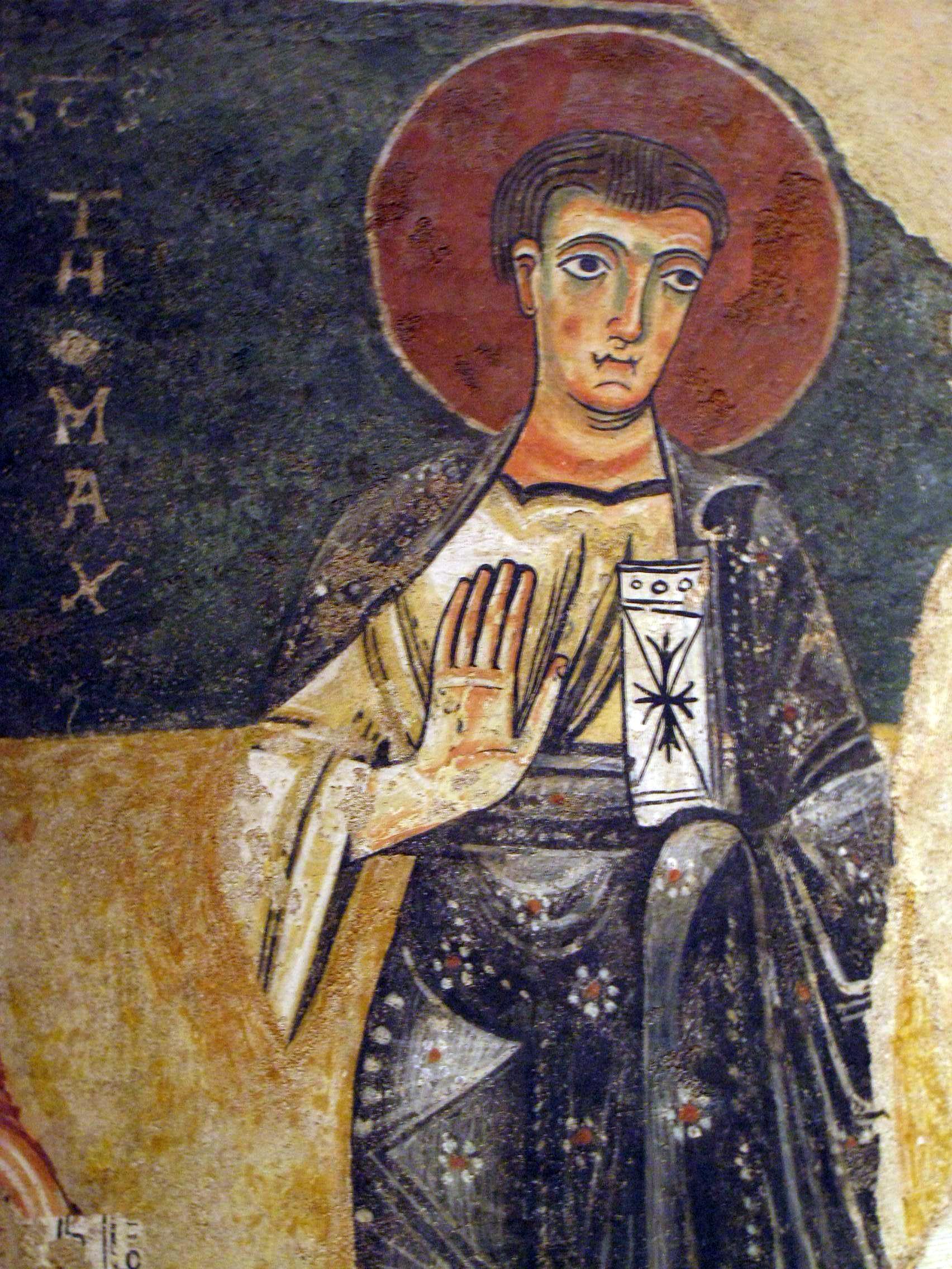 021 Apòstols de Santa Maria d'Orcau, sant Tomàs.jpg