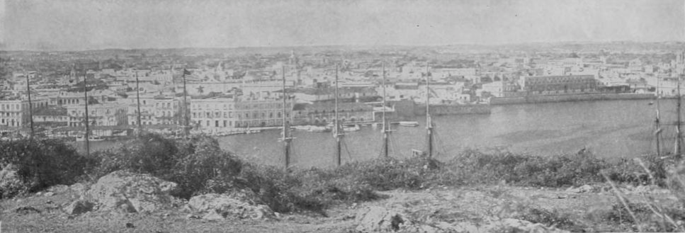 Havana, Cuba, in 1898