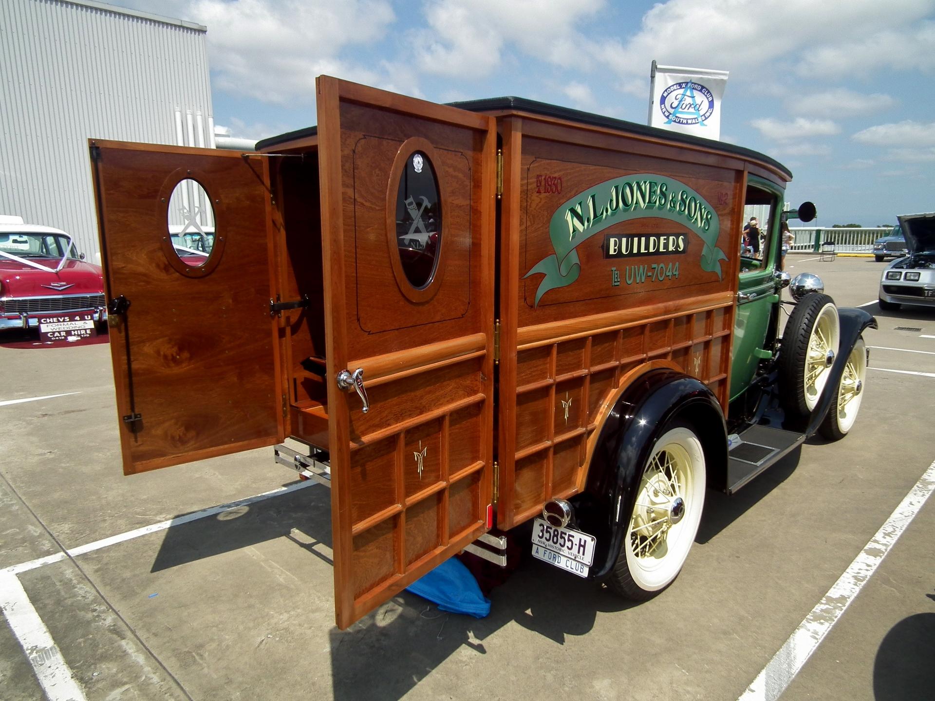File 1930 Ford Model A Woody Panel Van 12404384095 Jpg