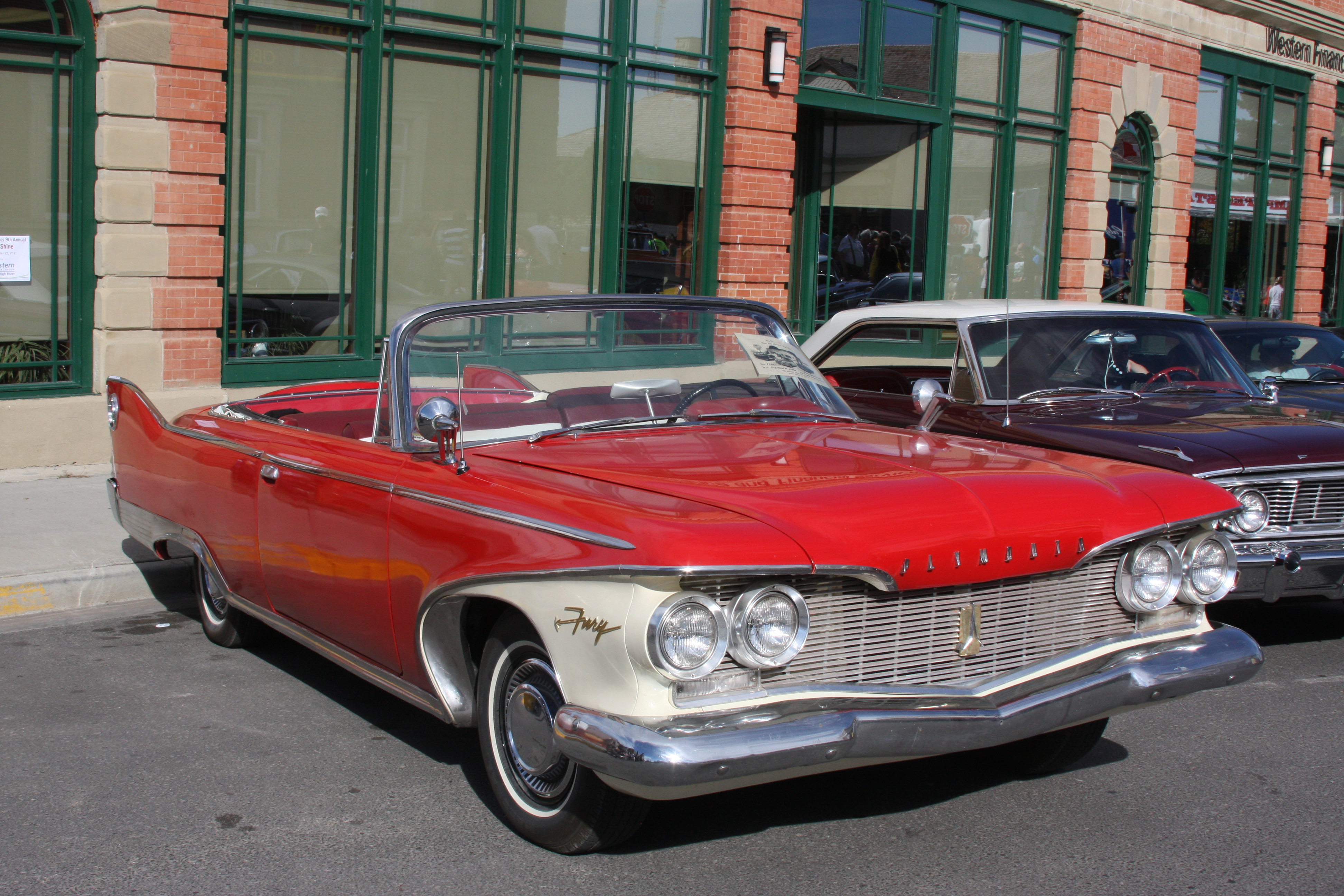 File1960 Plymouth Fury 6259197938 Wikimedia Commons 1960 Convertible