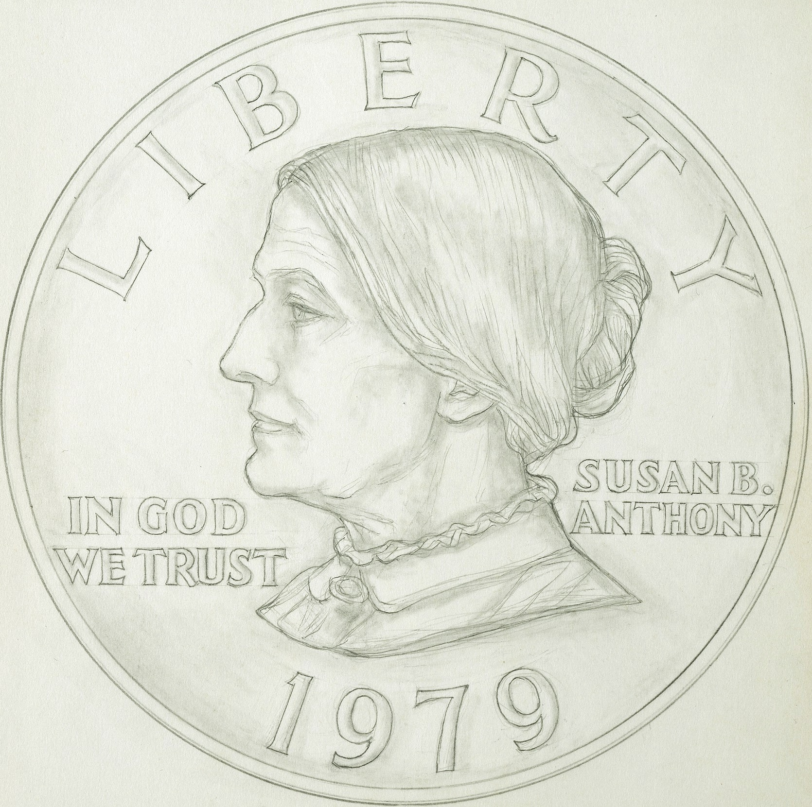 File:1979 left-facing Susan B  Anthony design jpeg