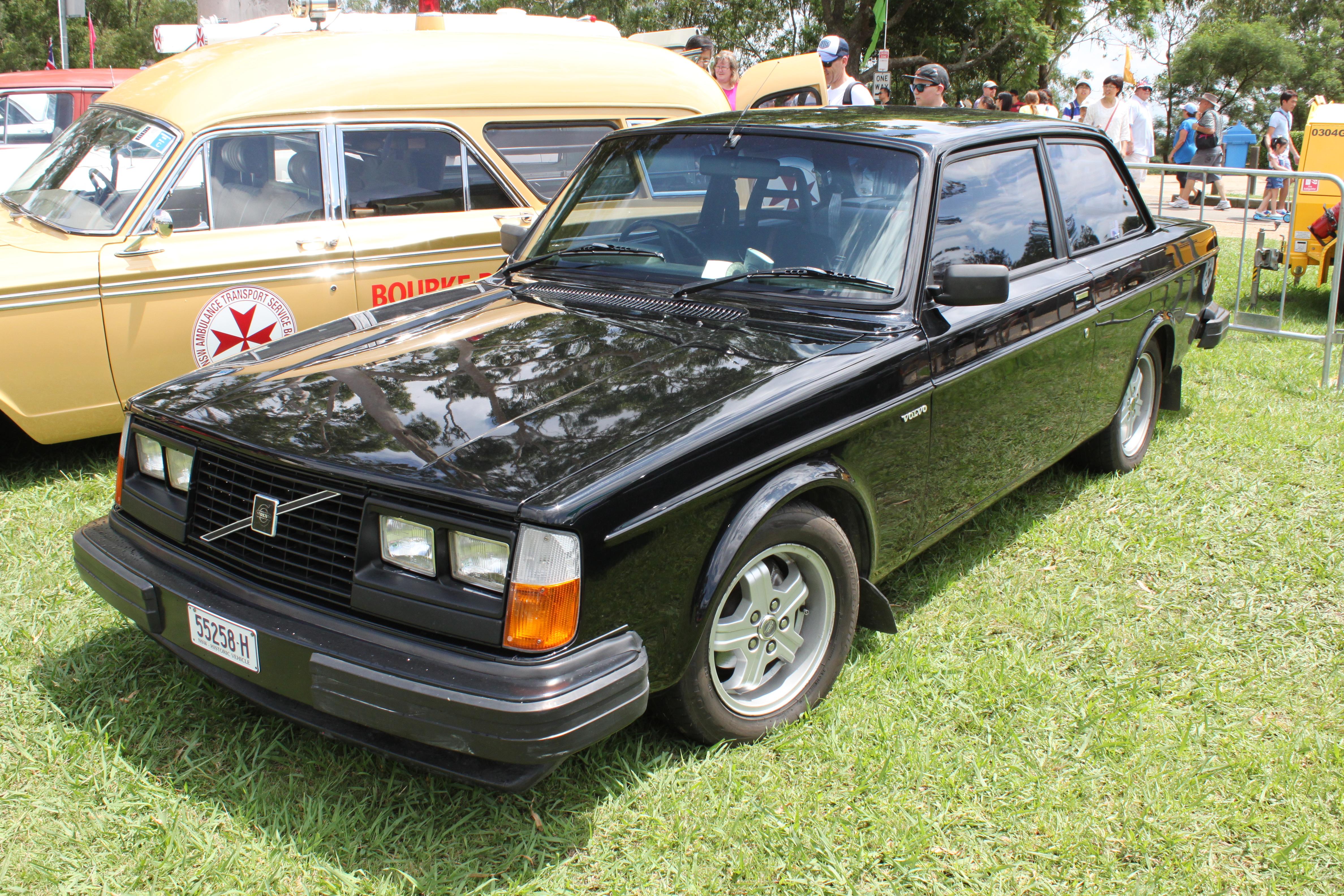 File 1980 Volvo 242 Gt 2 Door Sedan 24890778434 Jpg Wikimedia Commons