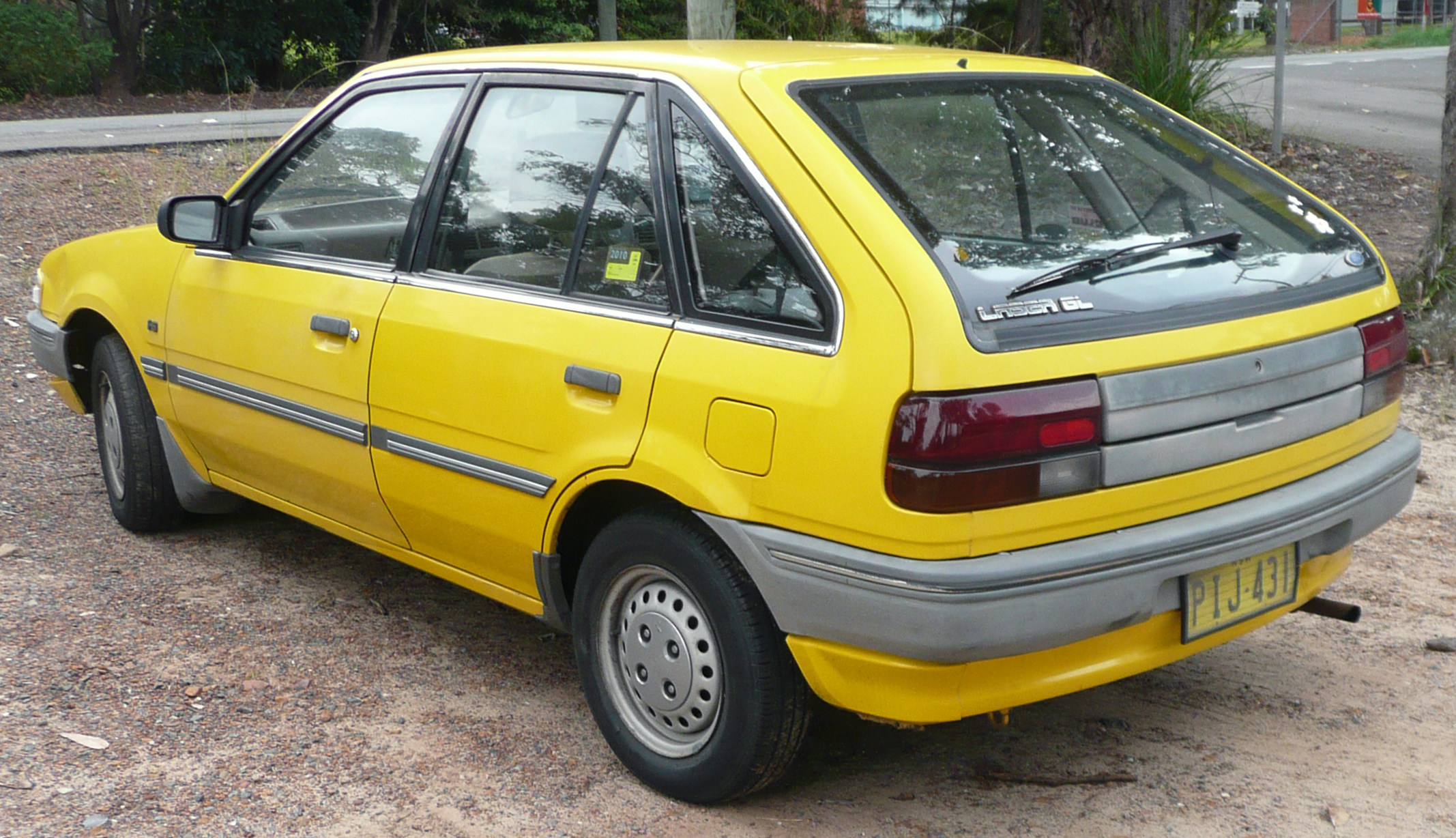 1984 ford escort sedan viewing gallery