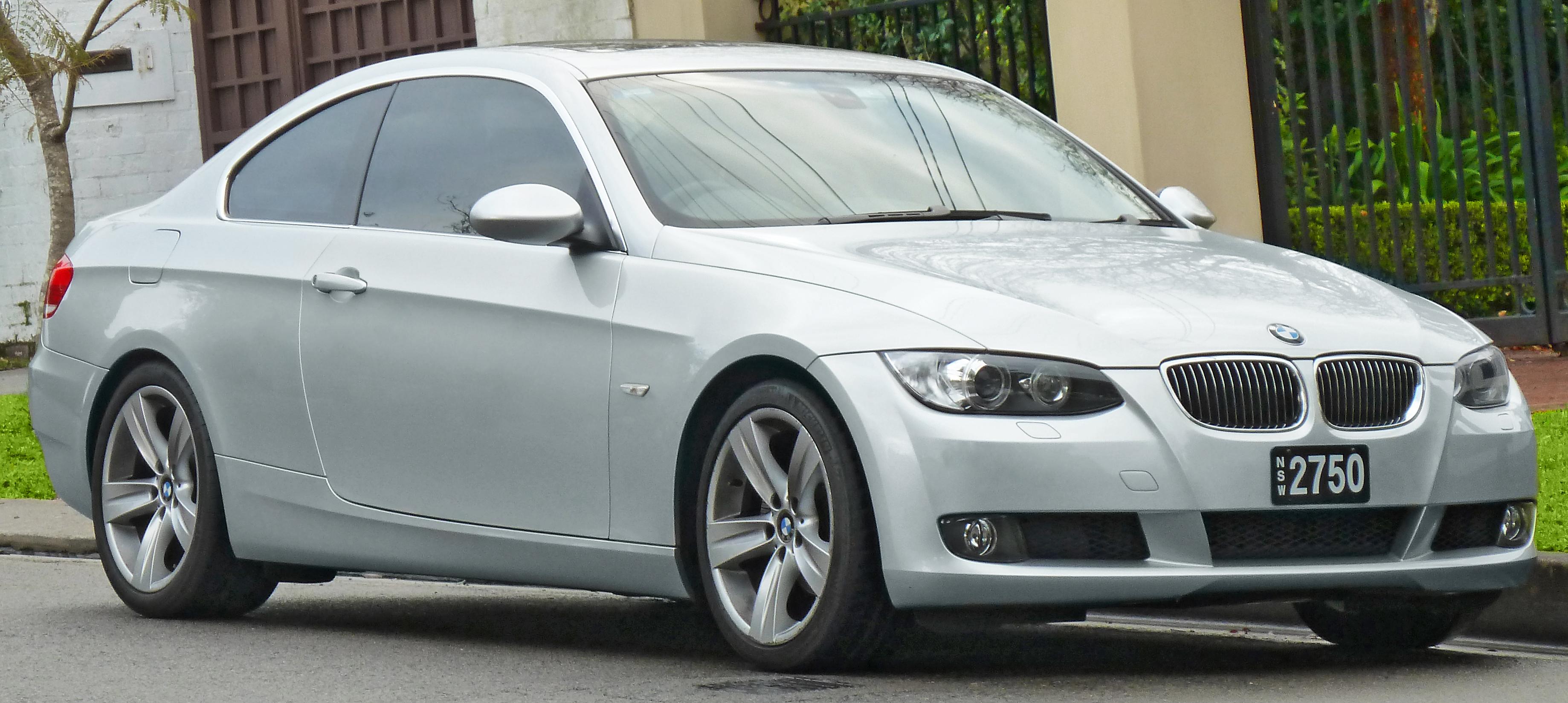 File BMW I E Coupe Jpg - Bmw 325i 2011
