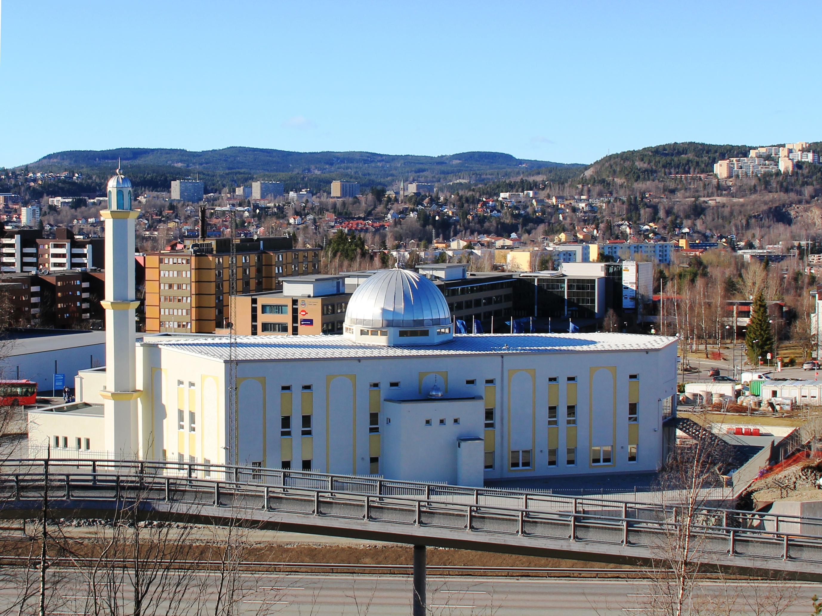 frogner muslim Attractions: churches / religious buildings one of the biggest muslim congregations in norway frogner church.