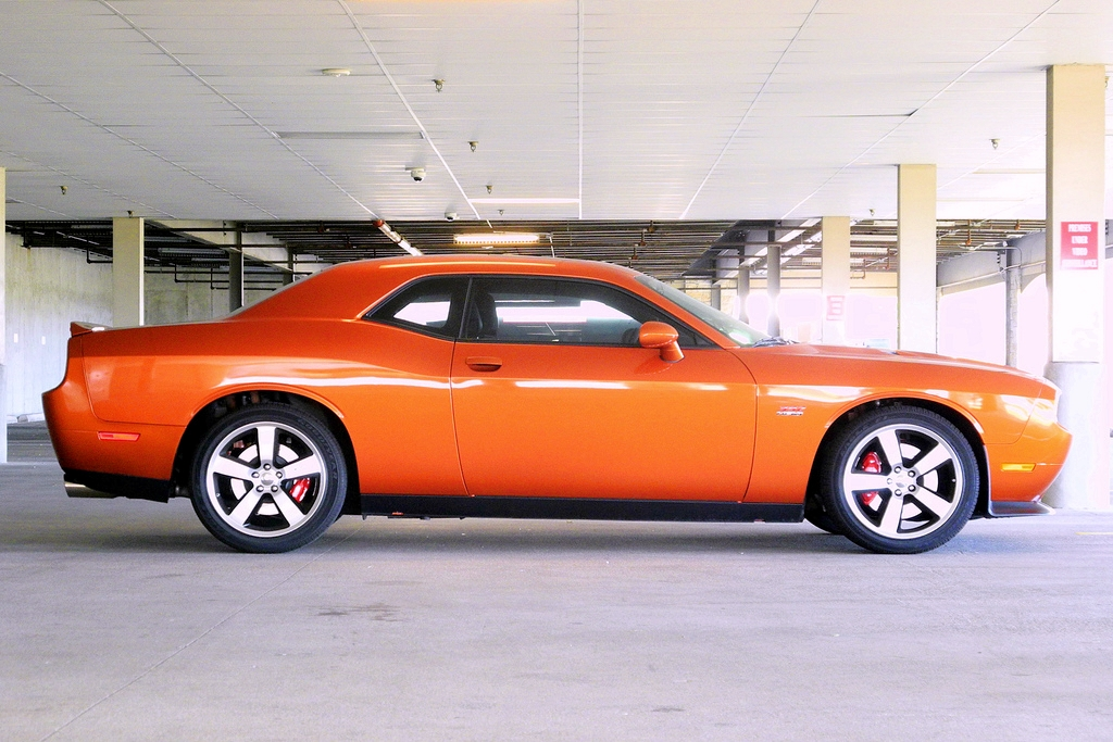 2011 Dodge Challenger SRT8 392 Hemi 6.4 Liter Engine