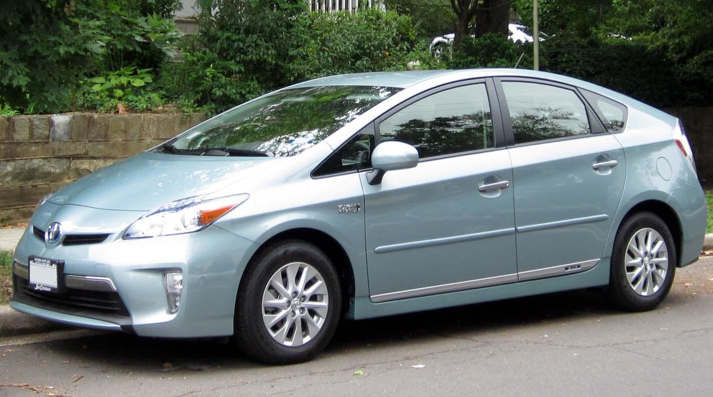2012 Toyota Prius Plugin Tax Credit