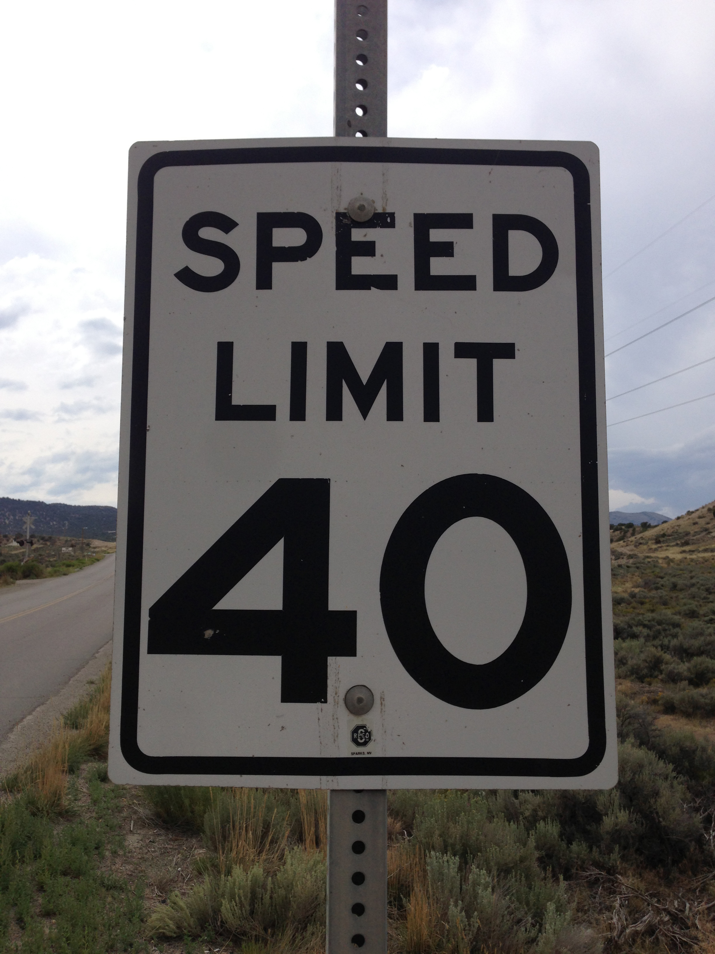 File:2014-08-11 15 11 28 A 40 miles per hour speed limit sign on ...