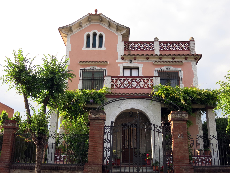 Fitxer 29 casa al carrer de la llibertat 22 parets del - Alquiler casas parets del valles ...