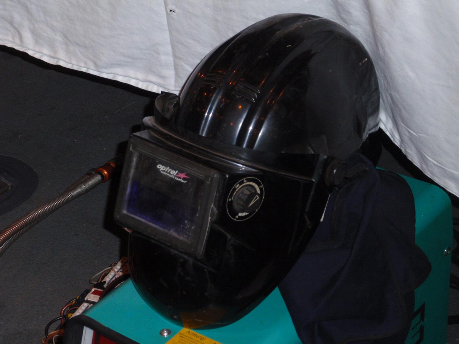 Как сделать маску для сварки