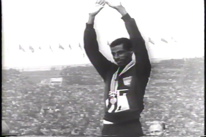 Abebe Bikila 1964 Olympics