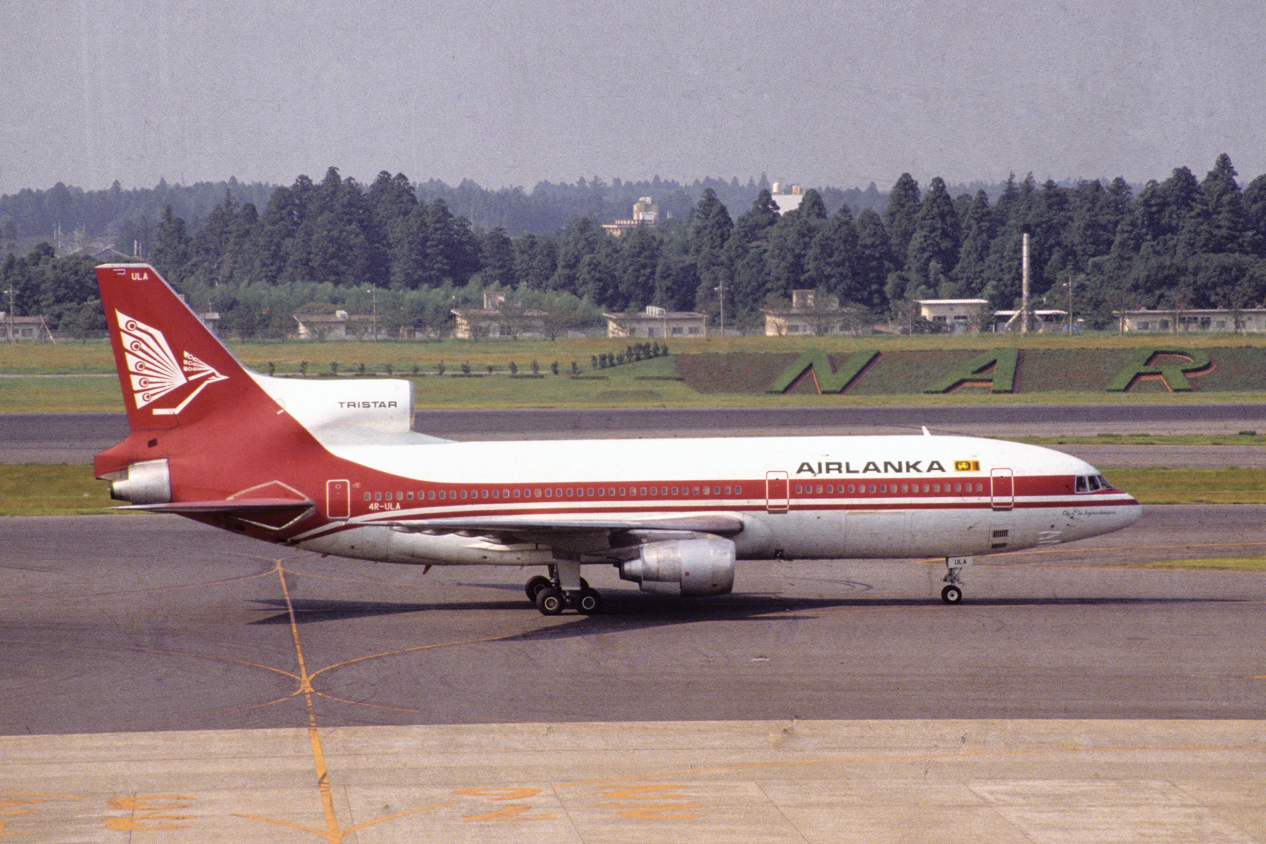 File:Air Lanka Lockheed L-1011 TriStar 500 (4R-ULA 1235)