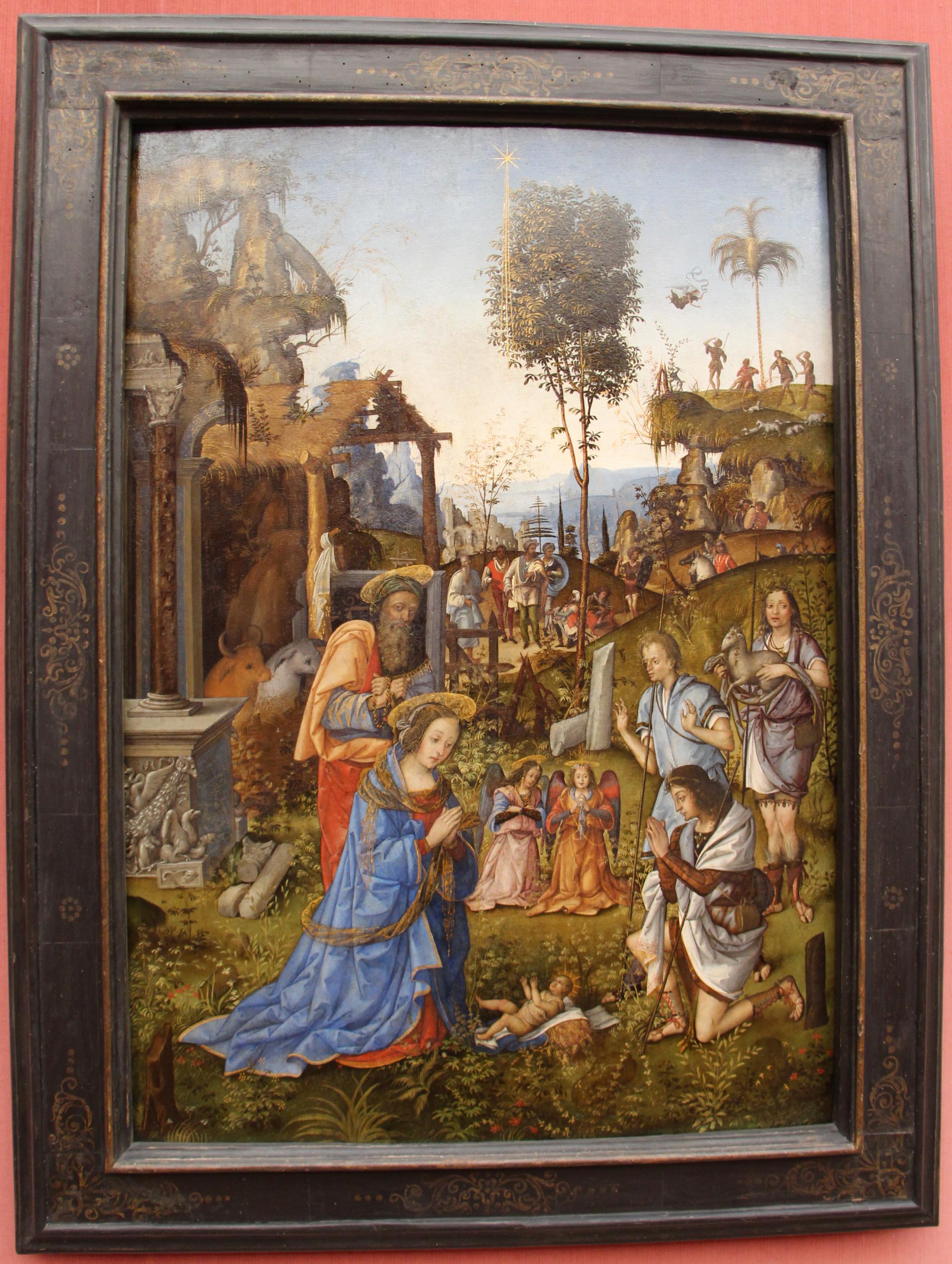 File:Amico aspertini, adorazione dei pastori, 1496 ca. 01.JPG
