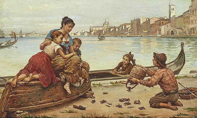 Antonio Ermolao Paoletti - Selling crabs.jpg