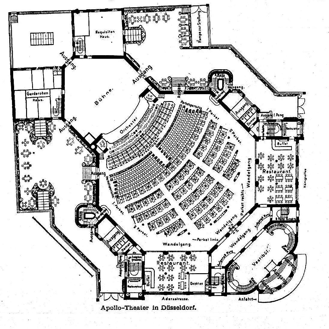 File:Apollo-Theater Düsseldorf Architekt Hermann vom Endt ...