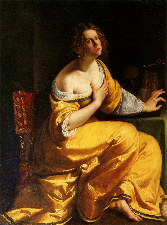 Fitxer:Artemisia Gentileschi Mary Magdalene Pitti.jpg